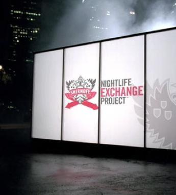 Diageo + The Smirnoff Nightlife Exchange Project 2010 - JWT New York