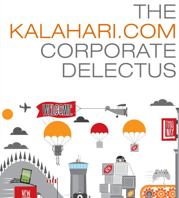 Kalahari + The Kalahari Corporate Delectus - J. Walter Thompson Cape Town