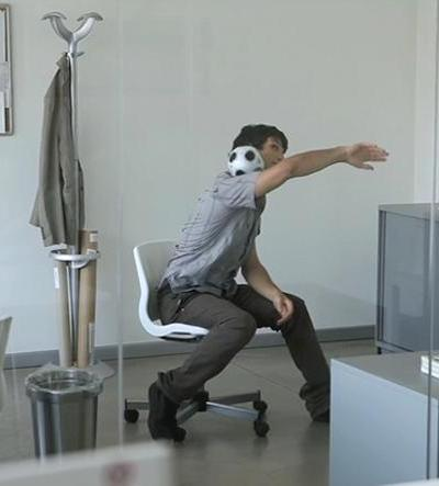Nestlé Italia + Have a Chair Break - J. Walter Thompson Italy