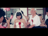 "Sakura Taiwan + Love at Home Campaign-""Courage to start a family"" -【A 53-year late wedding】 - JWT Taipei"