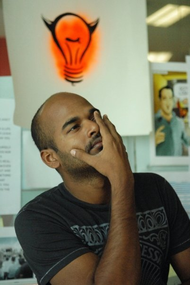 Keshav Naidu - VP Executive Creative Director