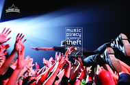 Archangel Music + Music piracy is common theft - SPOT JWT Athens