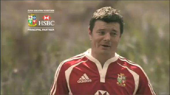HSBC + HSBC Lions - J. Walter Thompson London