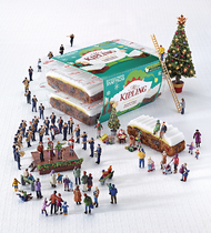 Premier Foods + A Miniature Kipling Christmas - J. Walter Thompson London
