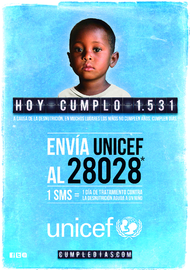 Unicef + Cumpledías - J. Walter Thompson Madrid