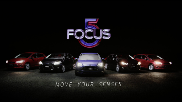 Ford + Focus 5 - JWT New Zealand