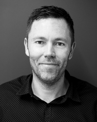 Simon Langley - ECD, Sydney & ANZ Creative Lead