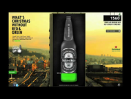 Heineken + Light Up Christmas - JWT Beirut