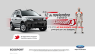 Ford + Runner X. Run for your pride. - JWT Buenos Aires