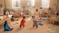 Nestle + Dancing Babies - J. Walter Thompson Delhi