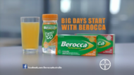 Bayer Australia + Big Days start with Berocca! - JWT Sydney