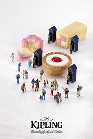 Premier Foods + Jubilee Celebrations - J. Walter Thompson London
