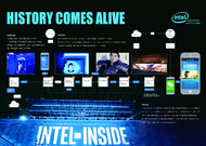 Intel + History Comes Alive - J. Walter Thompson Beijing