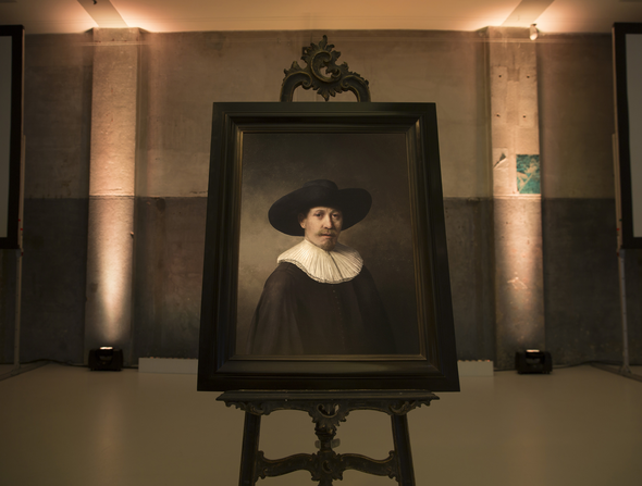 ING + The Next Rembrandt - J. Walter Thompson Amsterdam