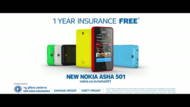 Nokia India + Free Insurance - JWT Delhi