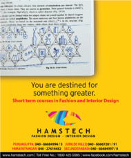 Hamstech Institute of Fashion & Interior Design + Destined for something greater! - J. Walter Thompson Hyderabad