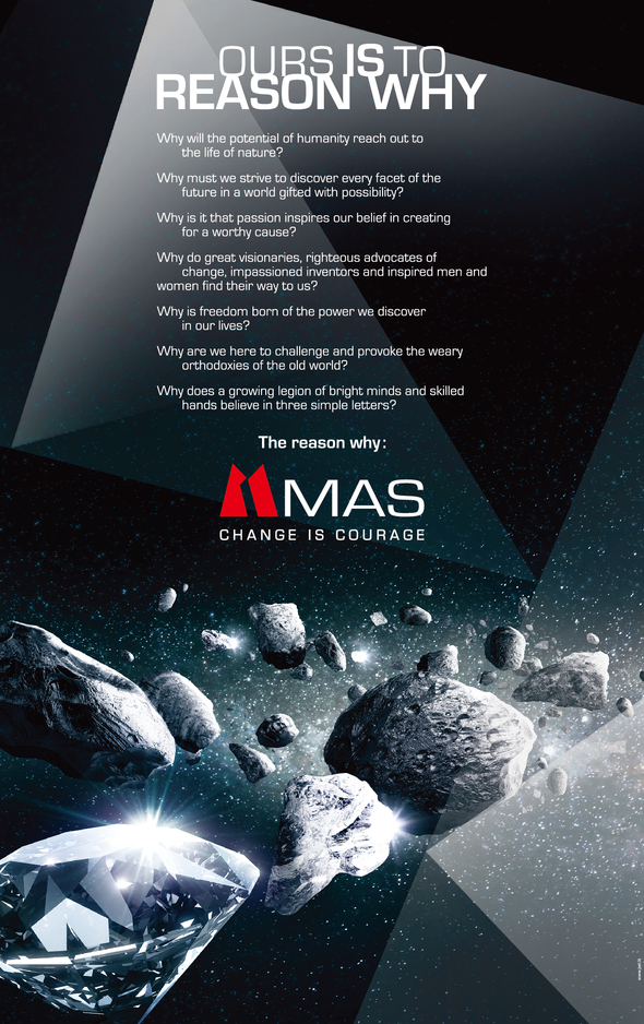MAS Holdings + Change is courage - J. Walter Thompson Sri Lanka