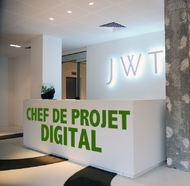 Join JWT: (CDI) Chef de Projet Digital - JWT Paris