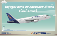 Syphax Airlines + Syphax Launch - JWT Tunis
