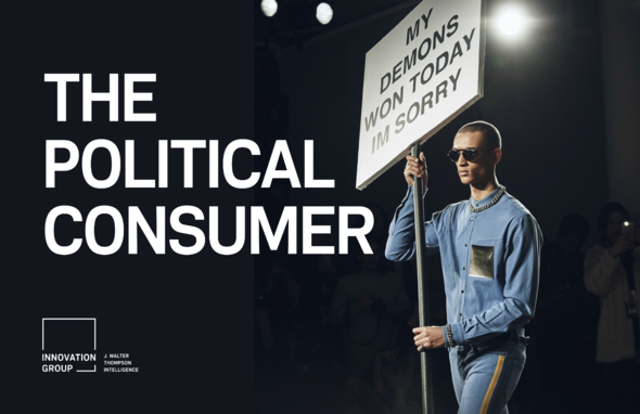 J. Walter Thompson Intelligence + The Political Consumer - J. Walter Thompson Worldwide