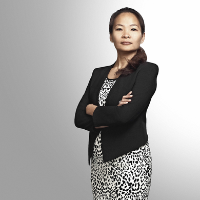 Valerie Cheng - CHIEF CREATIVE OFFICER