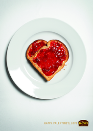 Premier Foods + Valentines - J. Walter Thompson London