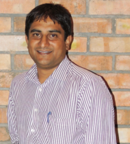 Iqbal Hussain - VP & Client Services Director