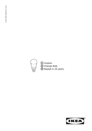 IKEA + LED Bulbs - JWT Warsaw