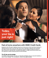 HSBC + Fit in where You Want to be - J. Walter Thompson Sri Lanka