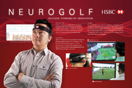 HSBC + Neurogolf - JWT Singapore