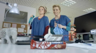 NESTLE + Cleaning Ladies - JWT Warsaw