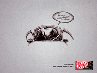 Nestle + Enjoy the Dark - JWT Kuwait