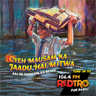 Red FM - Redtro 106.4 + Redtro Launch Campaign - J. Walter Thompson Mumbai