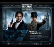 Warner Bros. Pictures + Sherlock Holmes: A Game of Shadows - Agência CASA