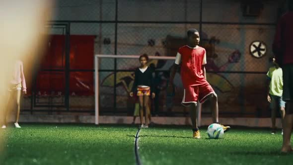 Shell + #makethefuture Rio Pitch - J. Walter Thompson London