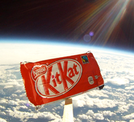 Nestlé + Break From Gravity - J. Walter Thompson London