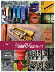 JWT + The Future of Correspondence - JWT Worldwide