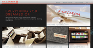 Air Canada + Everything You Dreamed Of - JWT Toronto