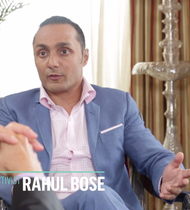 JWT + Worldmakers India: Rahul Bose speaks with JWT's Bob Jeffrey‬ - JWT Worldwide