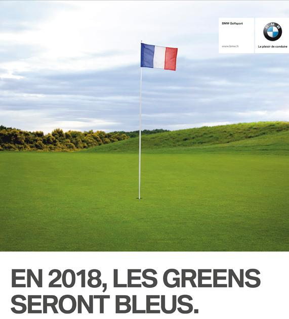 BMW France + RYDER CUP - JWT Paris