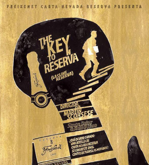 Freixenet Spain + The Key to Reserva - J. Walter Thompson Barcelona