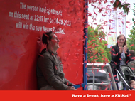 "Nestle + ""Have a seat"" - J. Walter Thompson Amsterdam"