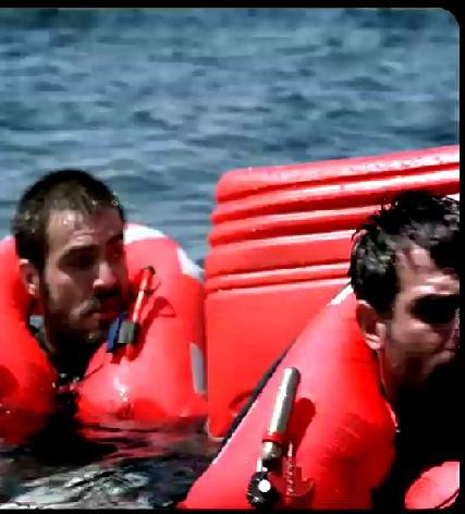 Vodafone + Cast Away - SPOT JWT Athens