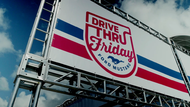 FORD + Uber Mustang - Drive Thru Friday - J. Walter Thompson New Zealand