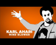 Kalahari.com + Karl Ahari - Mind Blower - J. Walter Thompson Cape Town