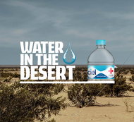 Coca-Cola / Mexican Red Cross + Water in the desert - JWT Mexico City