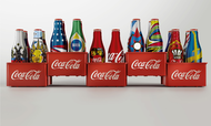 Coca-Cola + Mini-bottles - JWT Brazil