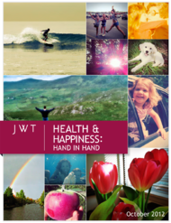 JWT + Health & Happiness: Hand in Hand - JWT Worldwide