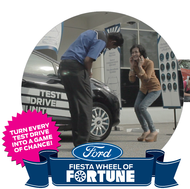 Ford + Fiesta Wheel of Fortune - J. Walter Thompson Malaysia