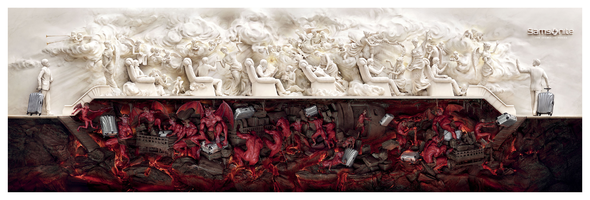 Samsonite + Heaven and Hell - JWT Shanghai